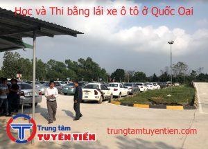 Hoc Va Thi Bang Lai Xe O To O Quoc Oai