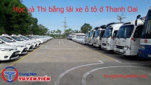 Hoc Va Thi Bang Lai Xe O To O Thanh Oai
